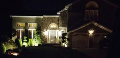 New Jersey Landscape Lighting