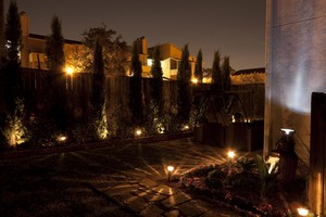 Landscape Lighting in New Jersey